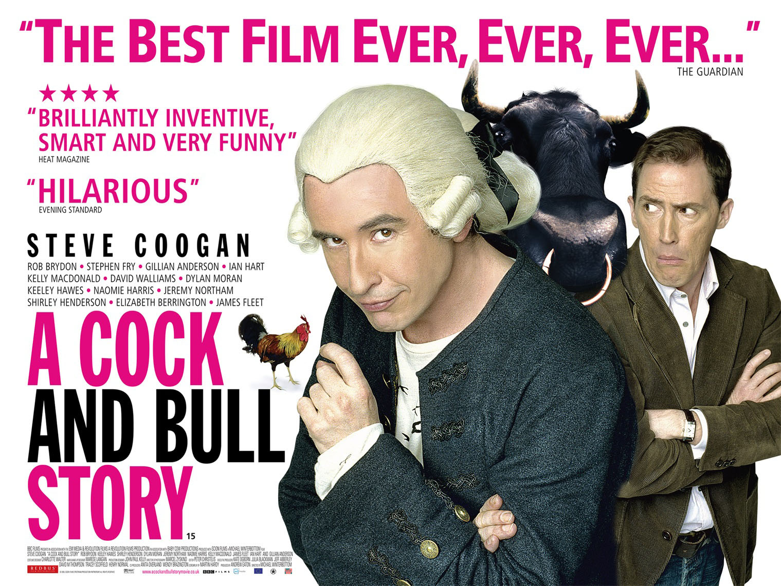 A Cock and Bull Story - BBC films