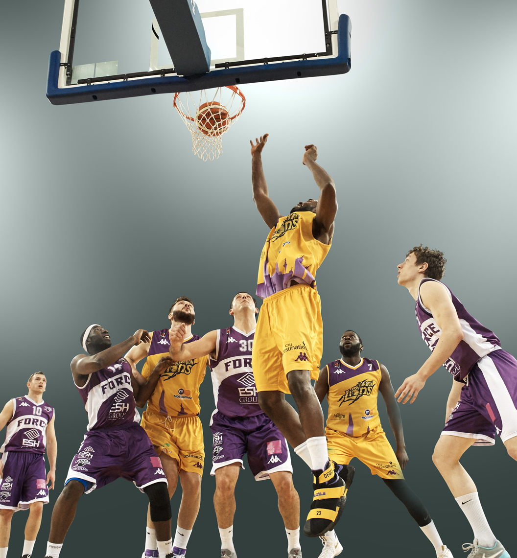 Basketball London Lions