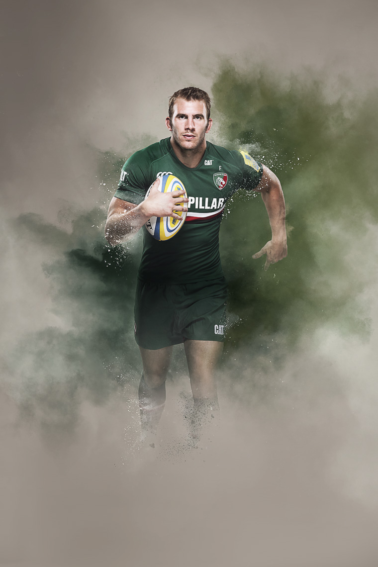 Tom Croft - Leicester Tigers
