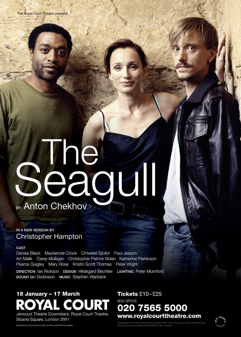 The Seagull - The Royal Court Theatre