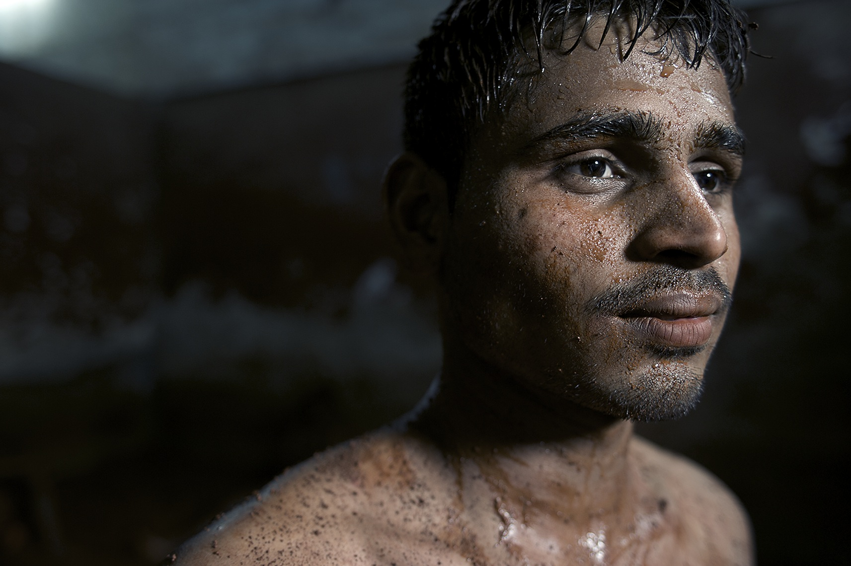 Kushti wrestler India
